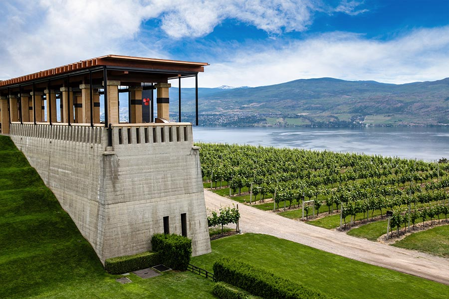 West Kelowna Winery