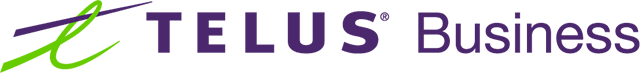 Telus Business Logo